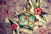 tatuaże / Inspiracje