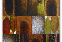 Michael James / Art quilts