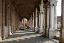 Basilica Palladiana / Basilica di Vicenza, Andrea Palladio 1549-1614