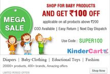 Deals And Offers / Kindercart - Best Deals and Offers