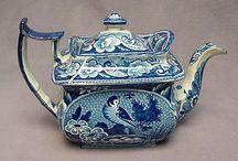 Historic pots