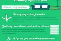 Cleaning Tips Infographic / Easy Cleaning Tips/ Clean Hacks Infographic ||||||     comment and follow me. I will invite you