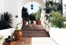 relaxing beauty / luoghi, case e giardini