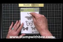Card Tips - Heat Embossing