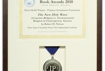 Framed Awards & Certificates