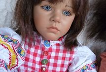 Annette Himstedt Dolls / by BeckyBQuilts