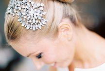 Bridal Hairstyles / hair
