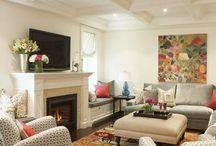 Furniture Arrangement / The perfect ways to arrange your furniture.