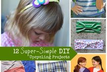 upcycled clothing projects