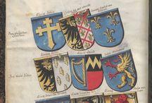 Grünenberg Konrad - Wappenbuch