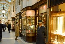 London: Shops/Markets