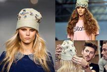 Шапки, шляпы. Сaps and hats