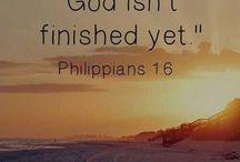 Gud, Jesus & di
