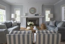 GREY ROOM DESIGN IDEAS FOR YOUR HOME / Grey is a safe color when it comes to interior design. But because gray does not have to boring here you have some inspiring interior design ideas to use the grey color. Take a look and embrace grey in your home!