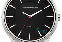 French Connection Watches / View collection: http://www.e-oro.gr/french-connection-rologia/