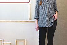Liesl + Co. Gallery Tunic Inspiration