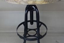 Vintage Industrial Furniture / Its all about Retro, Mid Century, Vintage, Industrial Furniture and Design for Home Decor