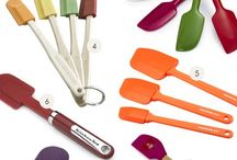 Gadgets and kitchen tools