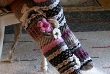 Knitting Knee High Socks Pattern