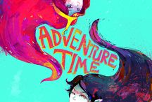 Adventure time! / by Berta Viteri Ramírez