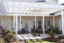 Pergolas / Shade Structures built by our customers.