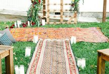 Wedding Rugs / Creating that magic environment with some oriental rugs- design ideas that we can help you complete