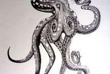 Inspiracje rysunek/tatuaż