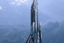 Mirage Fighter Aircraft
