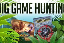 Retro Game Hunting