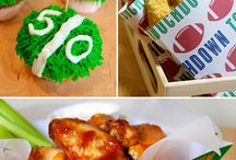 Sports Themed Kids Party / Whether you are hosting a family-friendly Super Bowl Party, are tailgating with friends, or throwing your child the most sports-tastic birthday party ever, you'll score big with these ideas.
