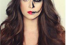 Halloweeni smink