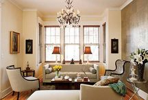 Mixing Antique and Modern / It is hard to do well but well worth the effort to mix antique and vintage pieces into interiors