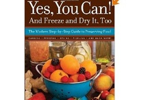 Cooking, Canning, and Freezing