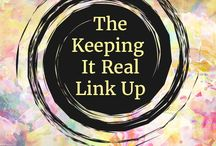 The Keeping It Real Link Up