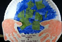 Earth day theme / by Jennifer Fields