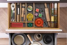 Drawer Organisation / Is there anything more satisfying than a perfectly organised drawer?