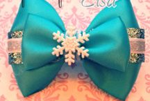 Princess bows