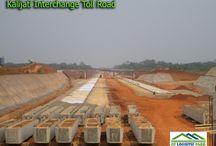Toll Road Progress Report - November 2014 / Kalijati Interchange Toll Road Progress Report (Cikampek-Palimanan)