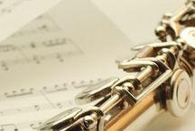 Flute traversière, dwarsfluit