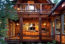 Log Cabin Dreams