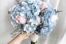 nevěstina kytka
