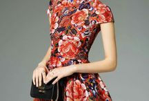 Fashion - Qipao