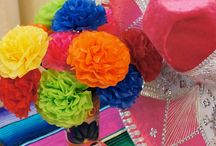 Fiesta Party Inspiration! / Getting yourself feeling festive while you browse these festive party ideas! Parties, favors, food, invitations