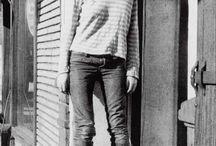 Patti... / Jesus died for somebody's sins but not mine... Patti Smith