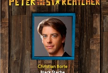 PATSC Trading Cards! / http://peterandthestarcatcher.com/ / by Peter and the Starcatcher