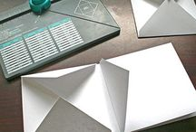 Envelope Punch Board / by Zia Pissi