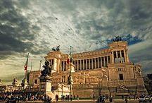 #ROMA / La ciudad eterna en todo su esplendor. Mezcla de arte y antiguedad.
