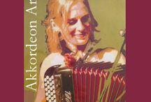 Akkordeon Art - Carmen Hey / Musik für Event, Film & Konzert. Berlin. www.CarmenHey.info