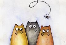 Cica Cat Katze