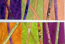 Quilts modernos, modern quilts